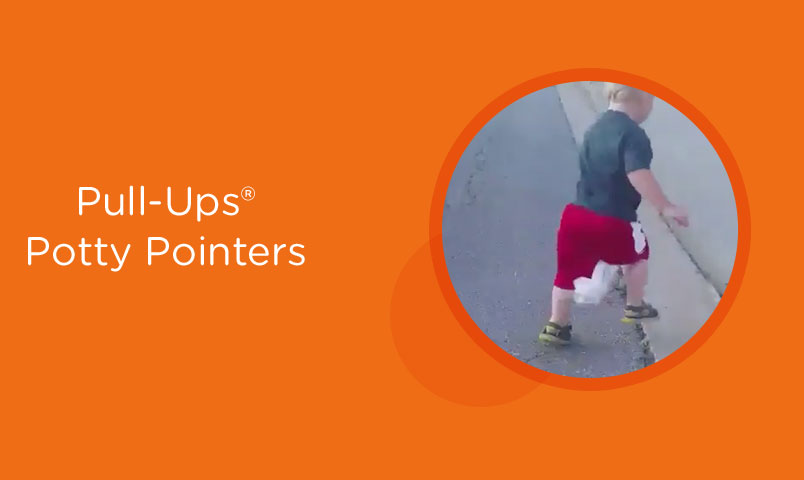 Potty Pointer Diapers