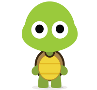 Turtle Character