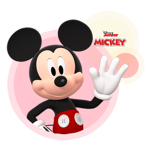 Appeler Mickey Mouse
