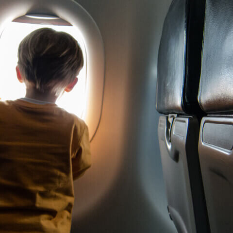Traveling while potty training your child can be a breeze if you follow these steps