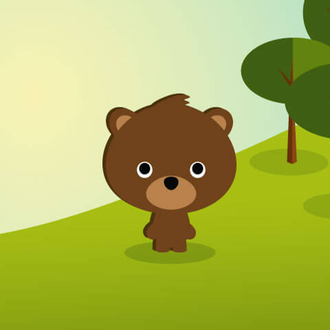 Potty Talk Series: Bear