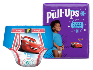 Pull-Ups® Cool & Learn® Potty Training Pants for Boys