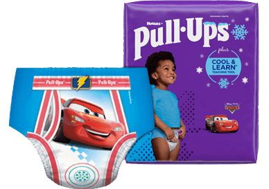 Pull-Ups® Cool & Learn® Potty Training Pants and Diapers for Boys