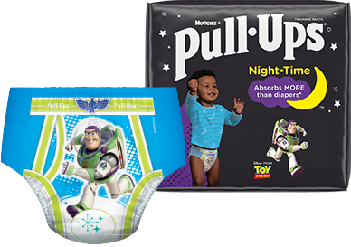 Pull-Ups® Training Pants for Boys - Learning Designs®
