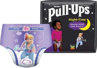 Pull-Ups® Training Pants for Girls - Learning Designs®