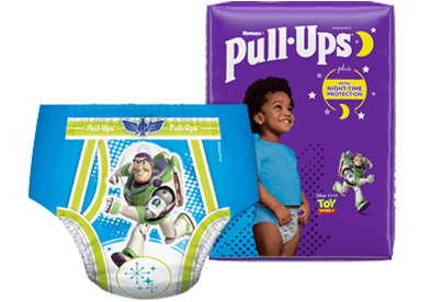 Pull-Ups® Night*Time® Potty Training Pants and Diapers for Boys