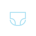 Pull-Ups Boys Product Sizing Icon.