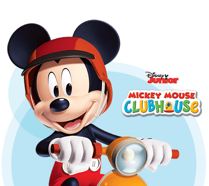 Mickey Mouse Character for Pull-Ups® Traing Pants