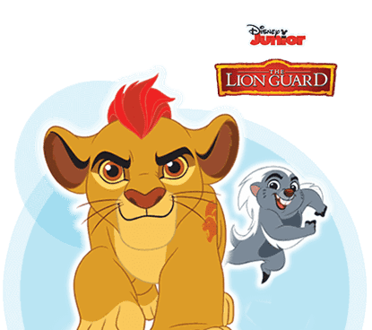 Disney character Lion Guard