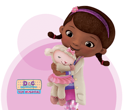 Doc McStuffins Pull-Ups® Learning Designs