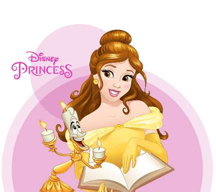 Cinderella Character for Pull-Ups® Traing Pants