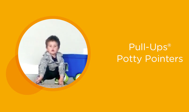 Potty Pointer Why Pull-Ups