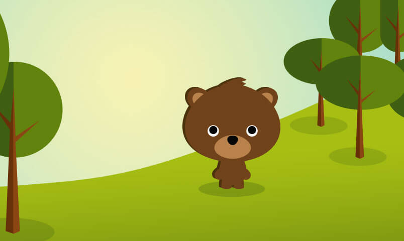Potty Talk Series: Bear Cub