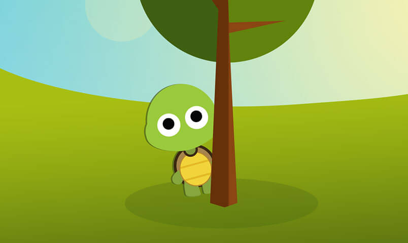 Potty Talk Series: Turtle