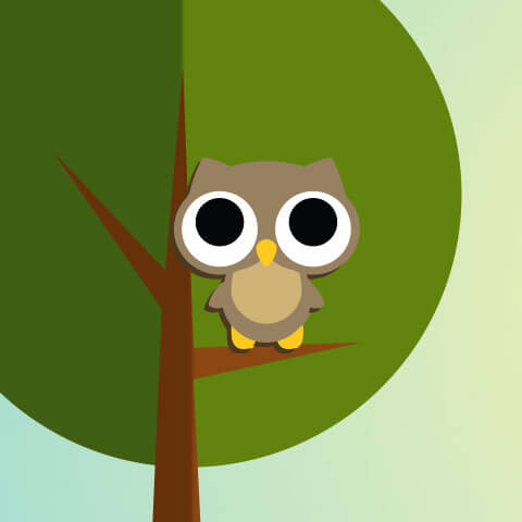 Potty Talk Series: Owl