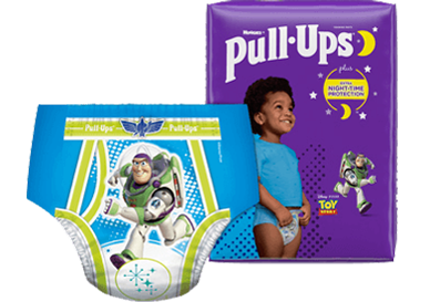 Pull-Ups® Night*Time® Potty Training Pants for Boys
